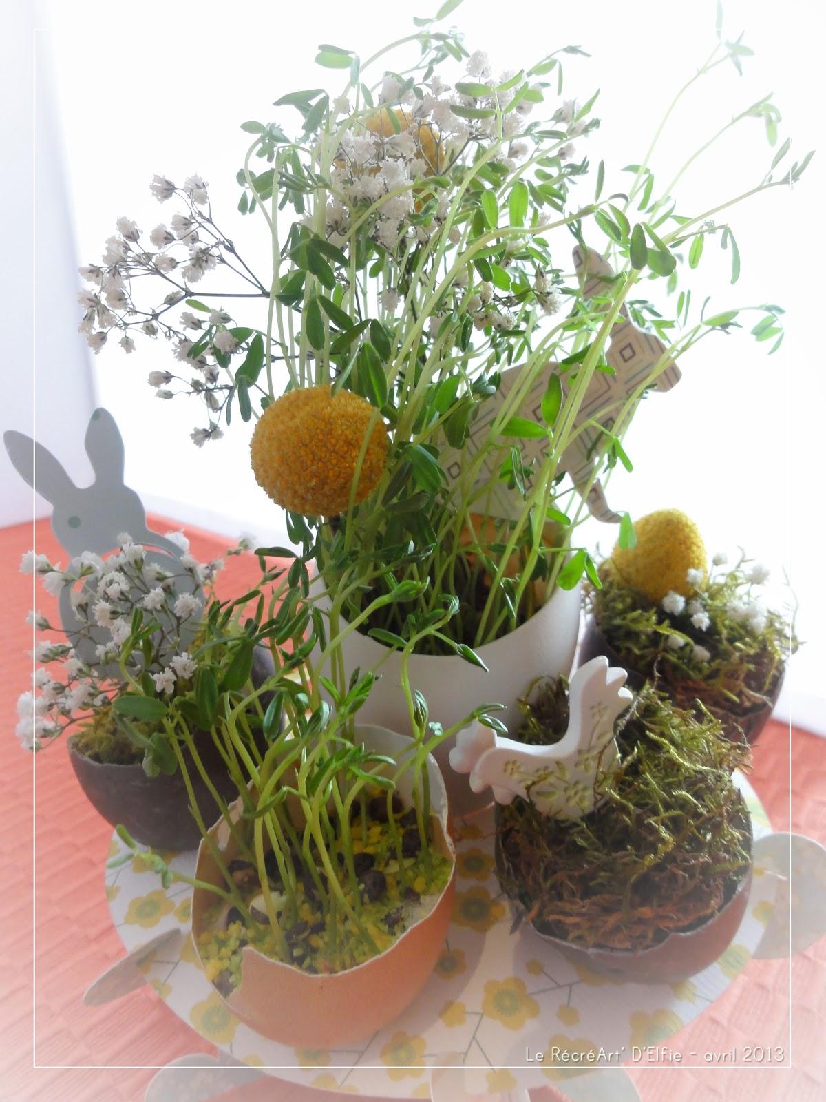 Idee Decoration Florale Jaune A Faire Soi Meme