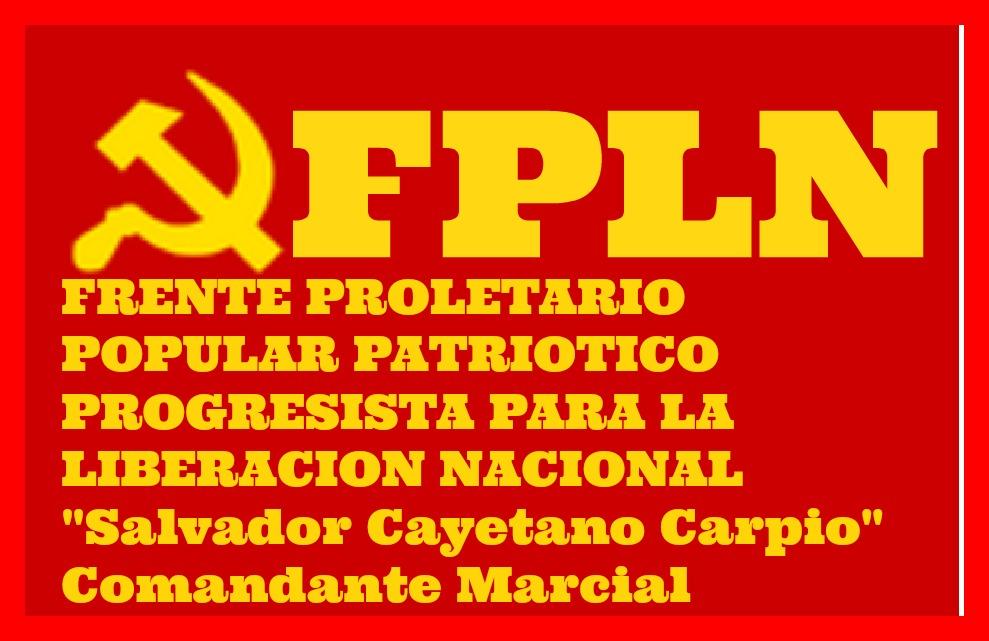 FPLFM GPP-GPL PARTIDO BELIGERANTE