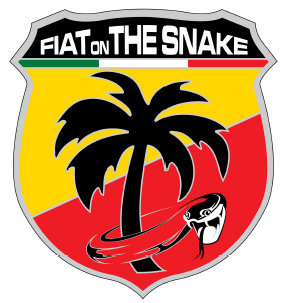 Fiat on The Snake Logo