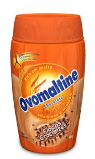 Ovomaltine cria embalagem reutilizável