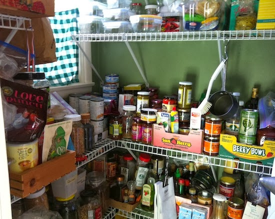 Shopping My Pantry, or Tales of a Food Horder
