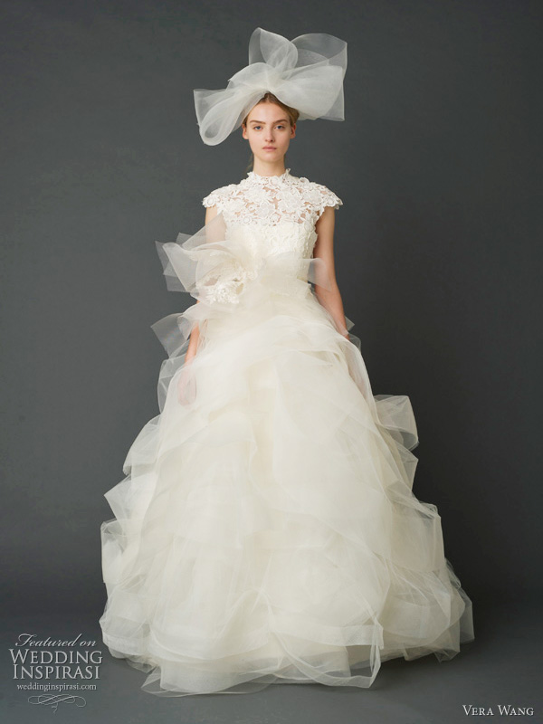 Lamb Amp Blonde Wedding Wednesday Vera Wang Spring 2012