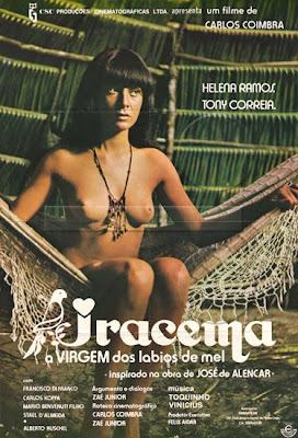 Capa - Iracema: A Virgem dos Lábios de Mel