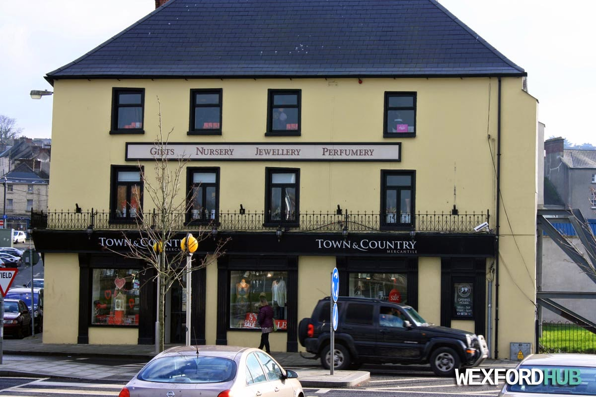 Town and Country Mercantile, New Ross