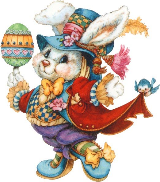 easter bunny cartoon no ears. easter bunny cartoon no ears.