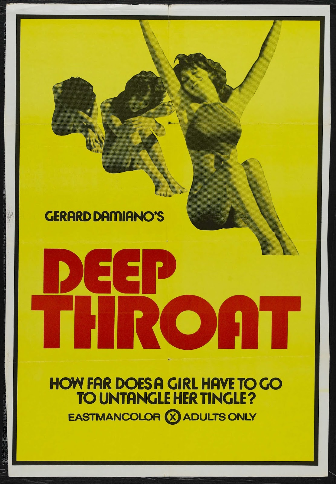 deep throat is a 1972 american pornographic film written and directed by gerard damiano who was listed in the credits as jerry gerard produced by louis