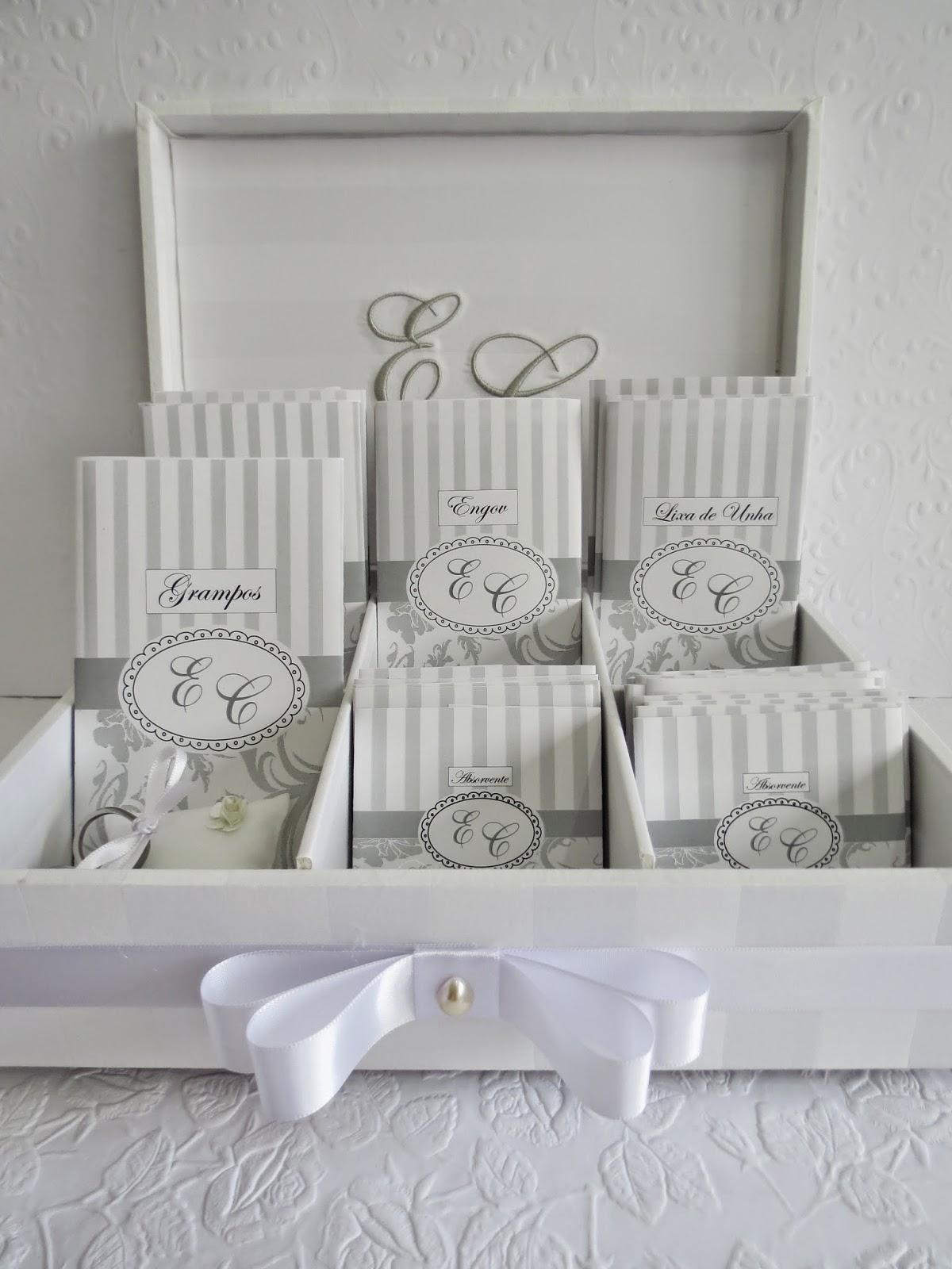 Kit Toilette Casamento