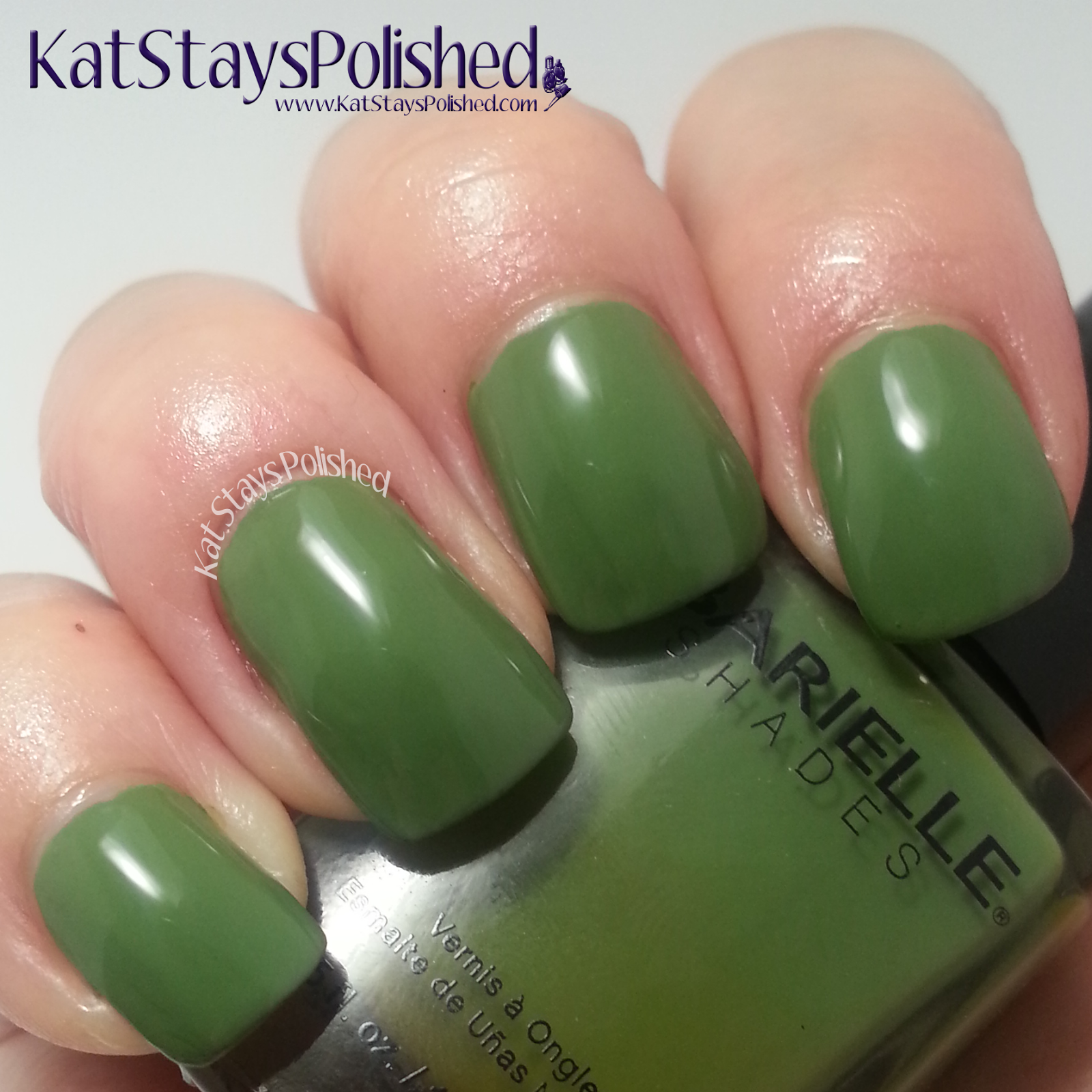 Barielle Jetsetter Collection - Irish Eyes | Kat Stays Polished