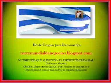 Desde Uruguay para Iberoamérica