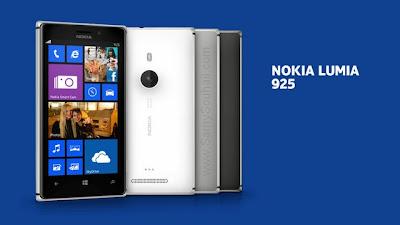 نوكيا العملاقة تكشف عن مواصفات هاتفها الجديد Lumia 925 .. بالصور