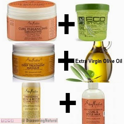 SheaMoisture Hacks  DiscoveringNatural