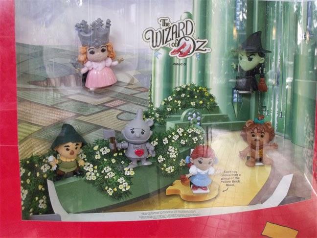 Curiozity Corner Wizard of Oz