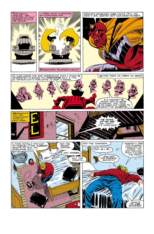 Captain America (1968) Issue #315 #243 - English 9