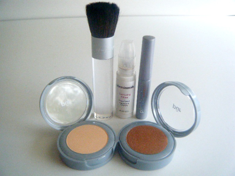 Purminerals Starter Kit Review