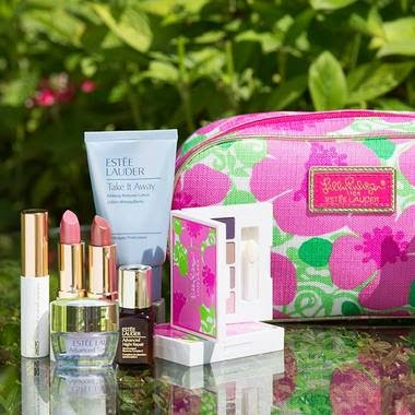 Lilly Pulitzer and Estee Lauder Partnership at Macy's