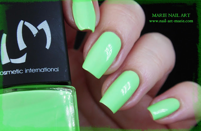 LM Cosmetic Green Apple Pop1