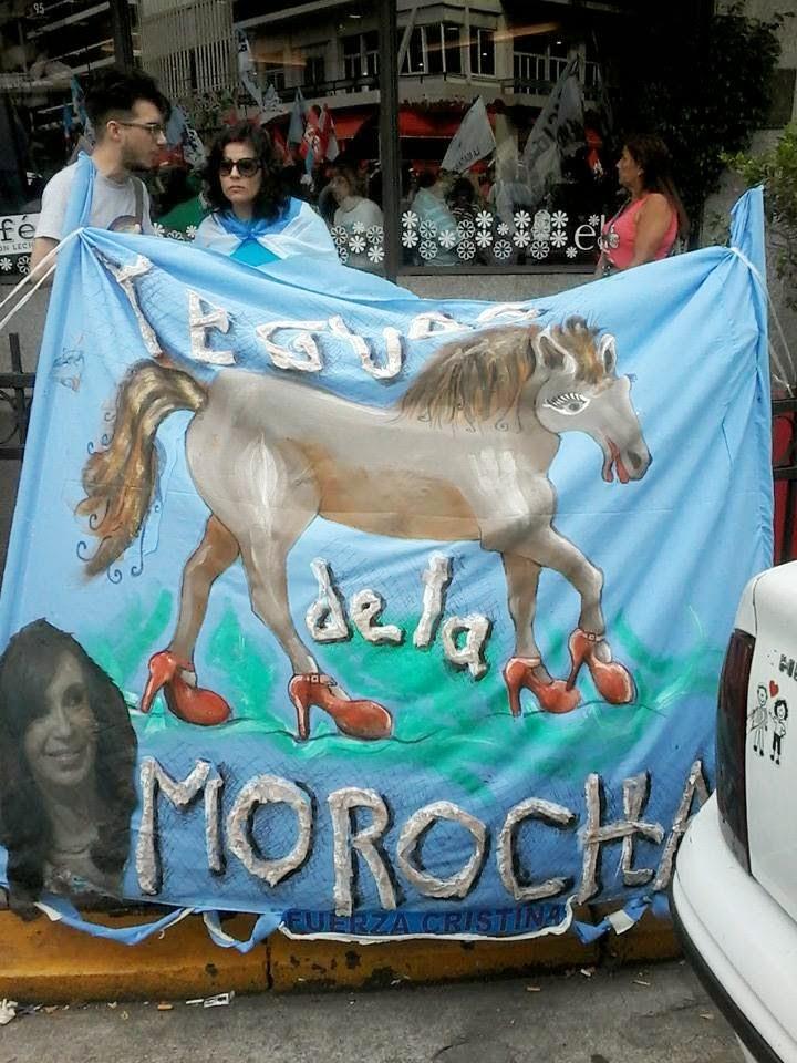 Las Yeguas de la Morocha