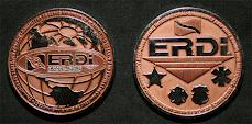 ERDI Challenge Coin