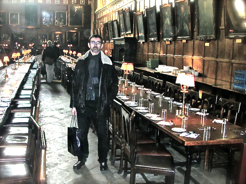 Comedor Harry Potter Of Oxford Un Perfecto Escenario De Pel Culas El Lobo Bobo