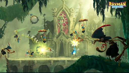 Rayman Legends WIll Launch on PC this August 30th