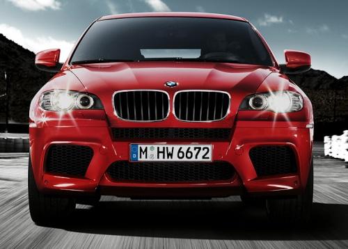 The Best Of Automotive Bmw X6m