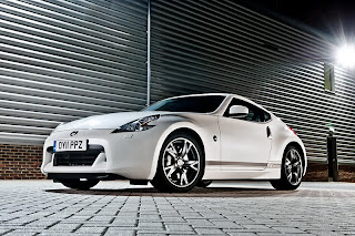 2011 NIssan 370Z GT Edition in Britain