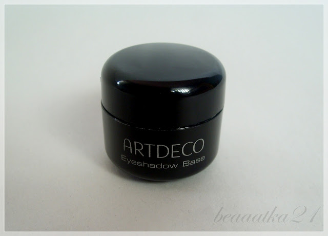 Pod lupą: ARTDECO Eyeshadow Base
