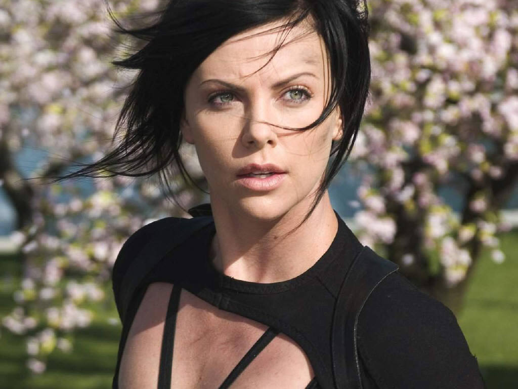 charlize theron films