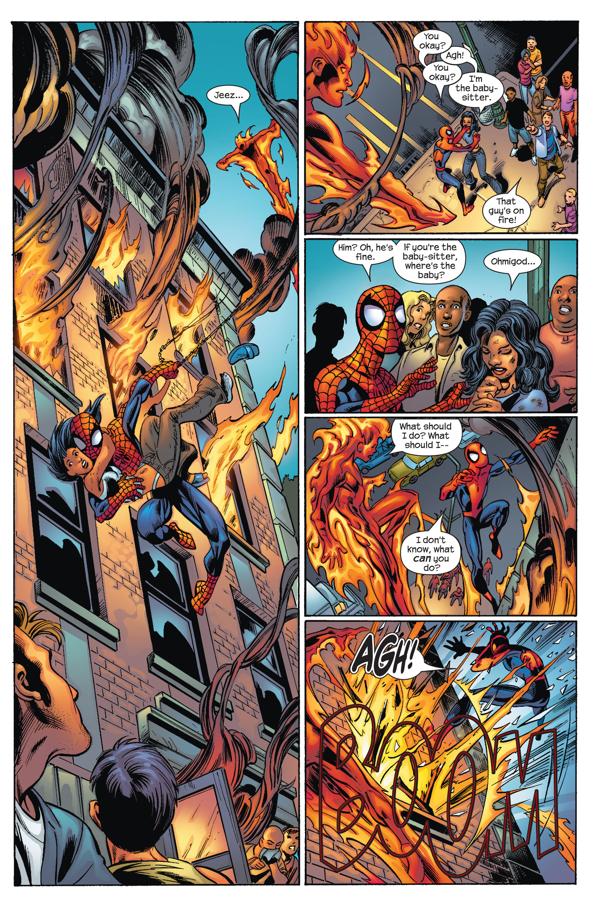Ultimate Spider-Man (2000) Issue #69 #73 - English 17