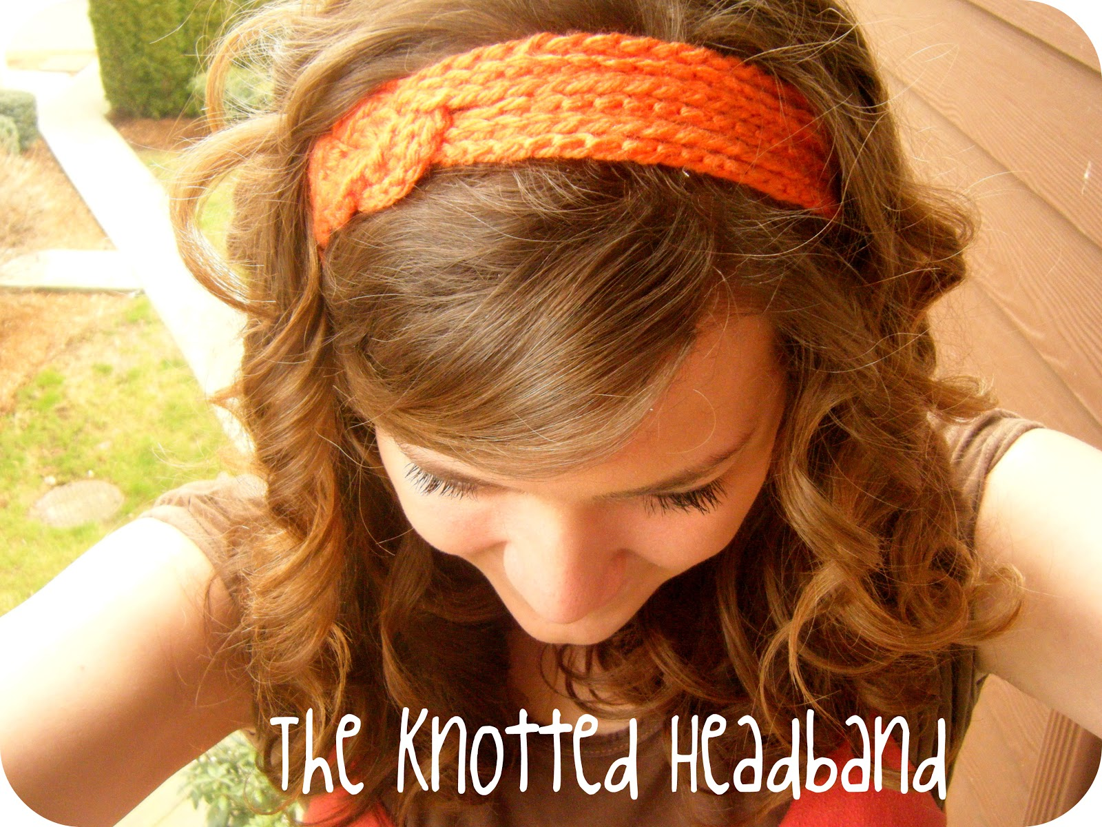 Free Crochet Pattern For Knotted Headband : You Seriously Made That!?: The Knotted Headband Tutorial