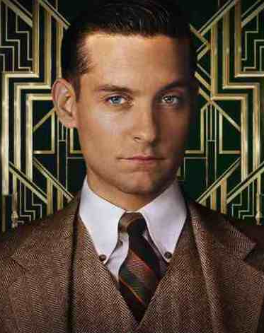 The Great Gatsby Nick Carraway Appeared in: the great gatsby