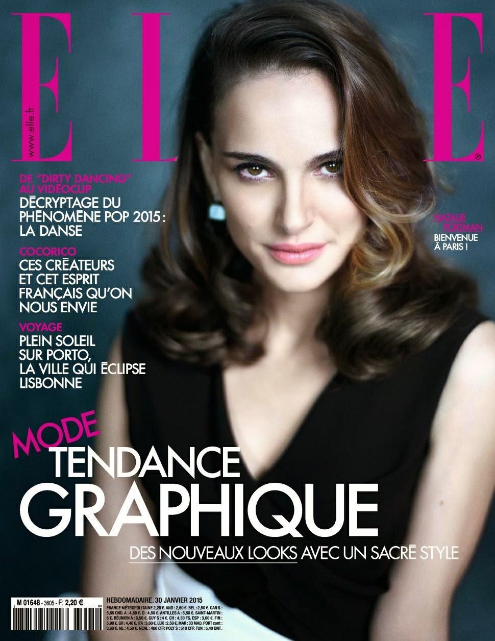 Actress, Producer, Director: Natalie Portman for Elle France