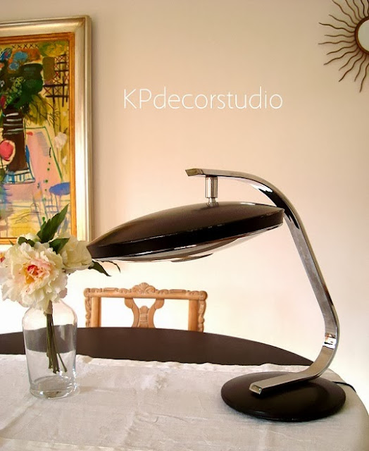 Lámparas fase online. Comprar lámpara de despacho clásica años 70