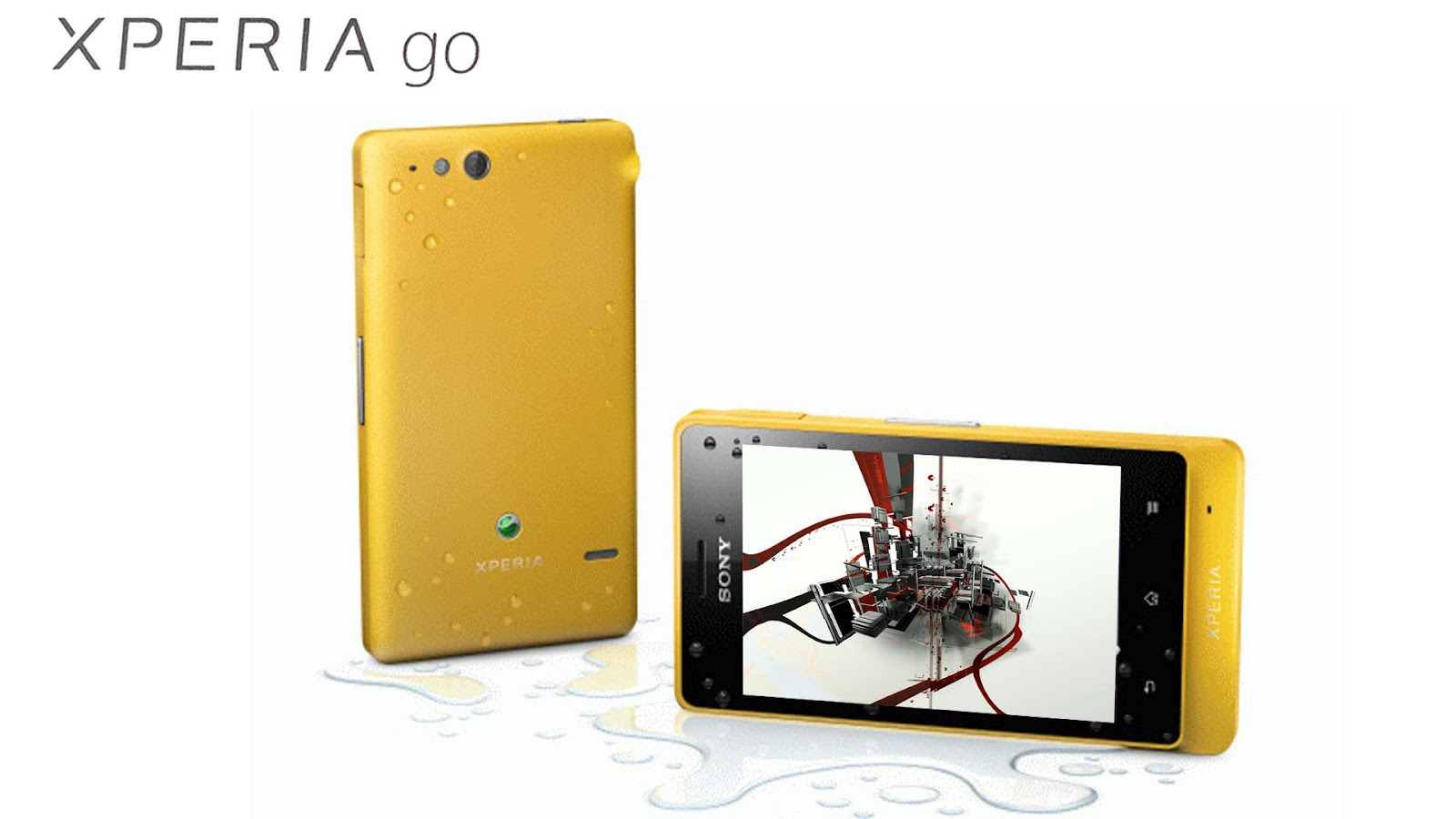 Get Latest high resolution official photos of Sony Xperia ZR