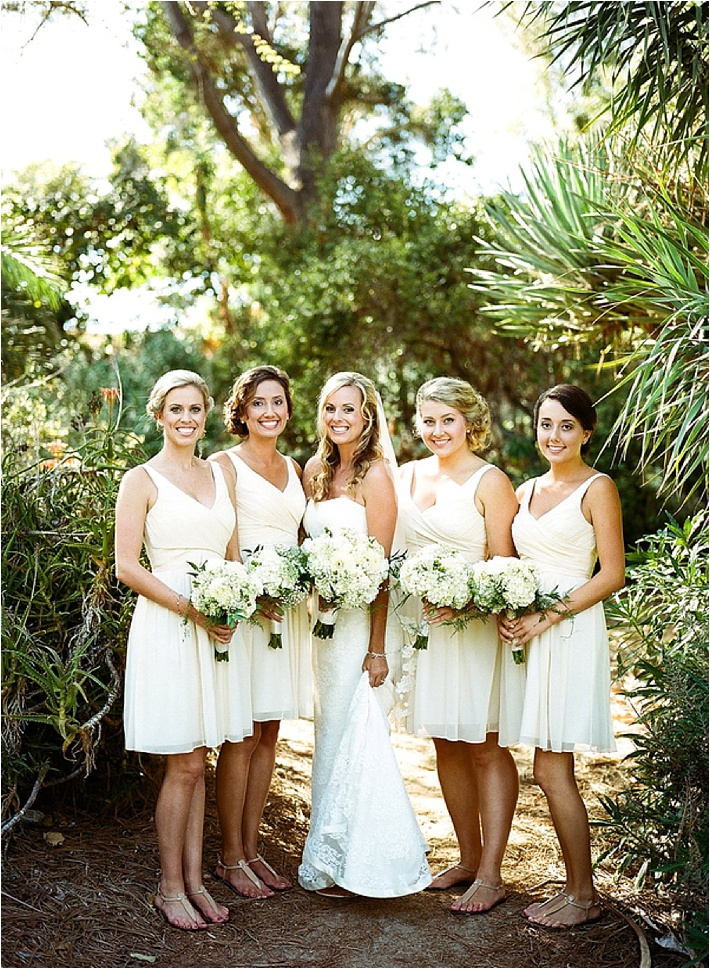 Southern California Wedding Ideas And Inspiration: Classic San Diego  Botanic Garden Wedding