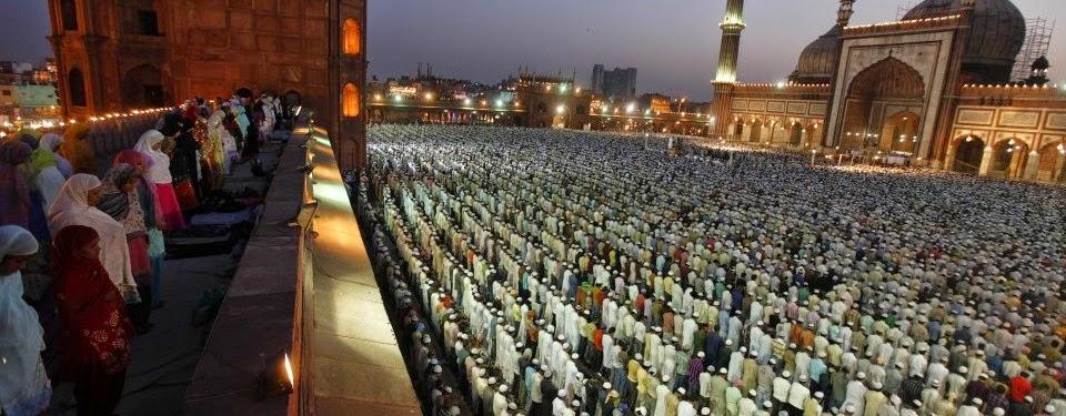 Bacaan Niat Shalat Fardhu Arab dan Artinya