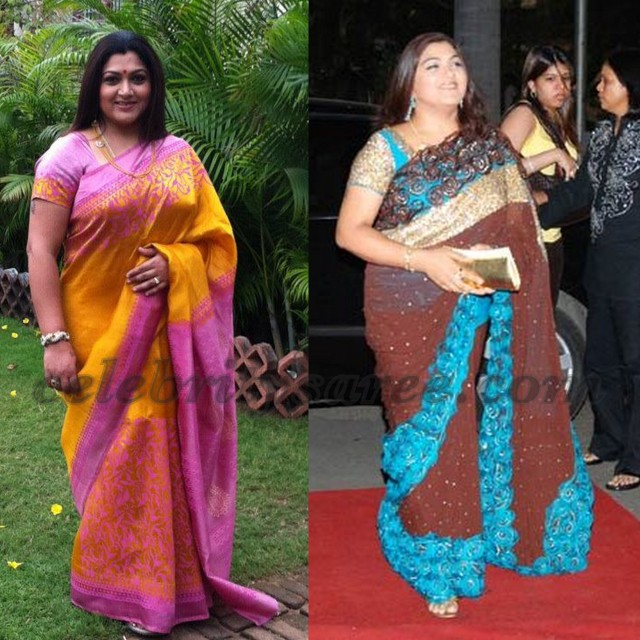 Kushboo Designer Sarees