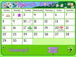 Let's Make a Calendar