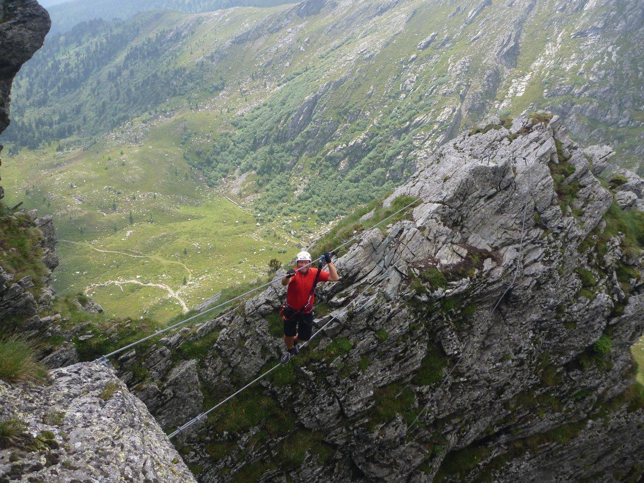 Klettersteig Falkert : Fotogalerie tourfotos fotos zur klettersteig tour falken