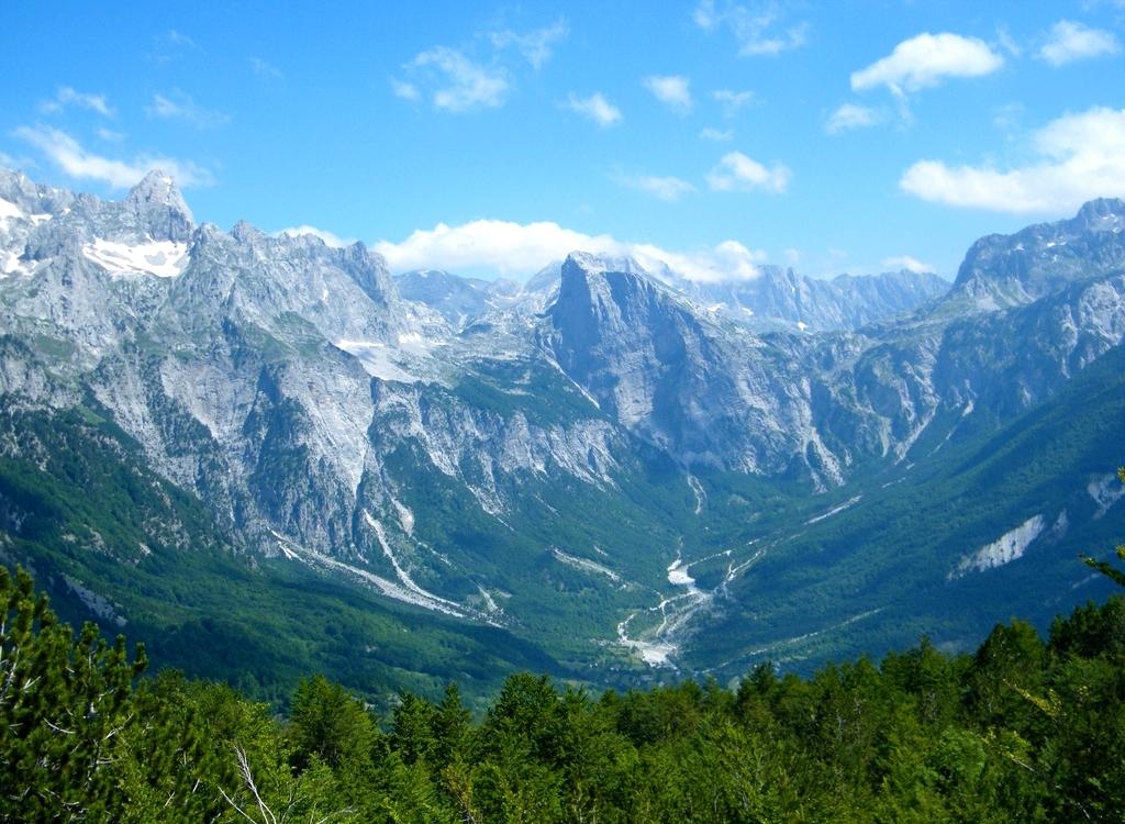 Beautiful Eastern Europe Valbona Valley Albania