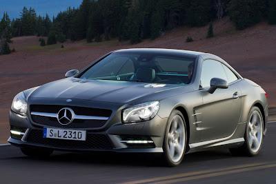 Mobil Mercedes Benz Terbaru 2013