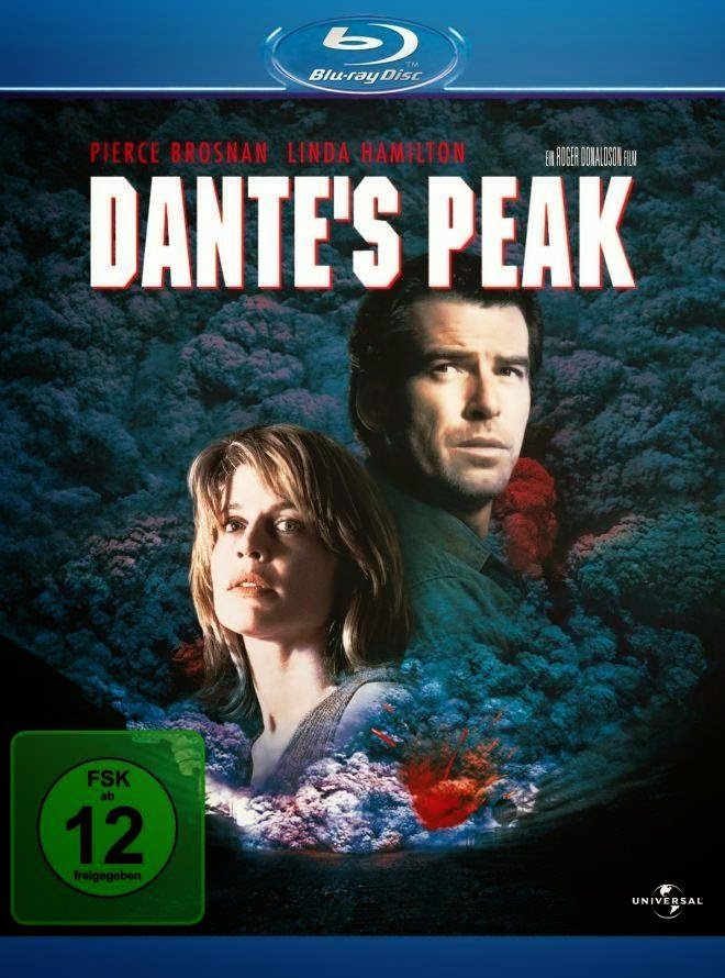 Dante's Peak ธรณีไฟนรกถล่มโลก 1997