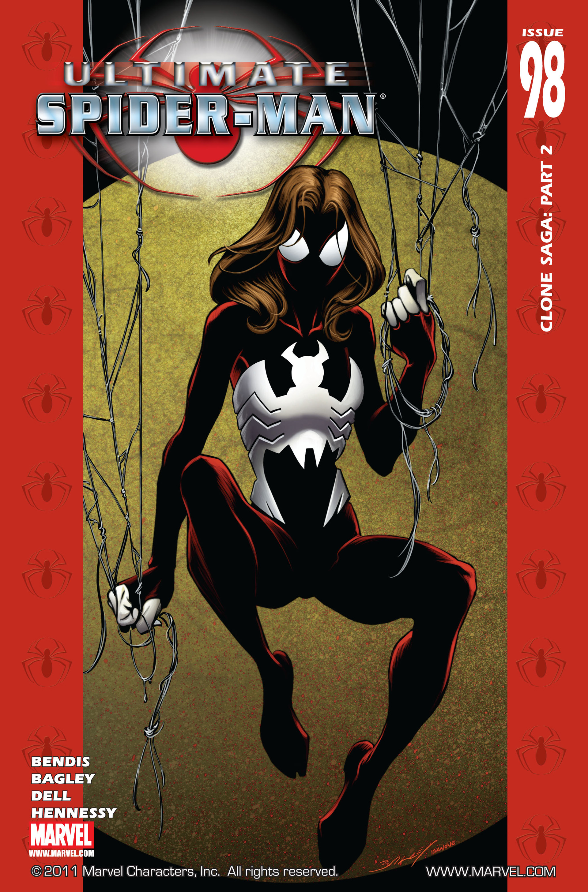 Ultimate Spider-Man (2000) Issue #98 #102 - English 1