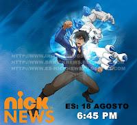 Nickelodeon En Agosto de 2012