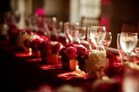 Wedding Inspirations Red Coral And Cream Wedding