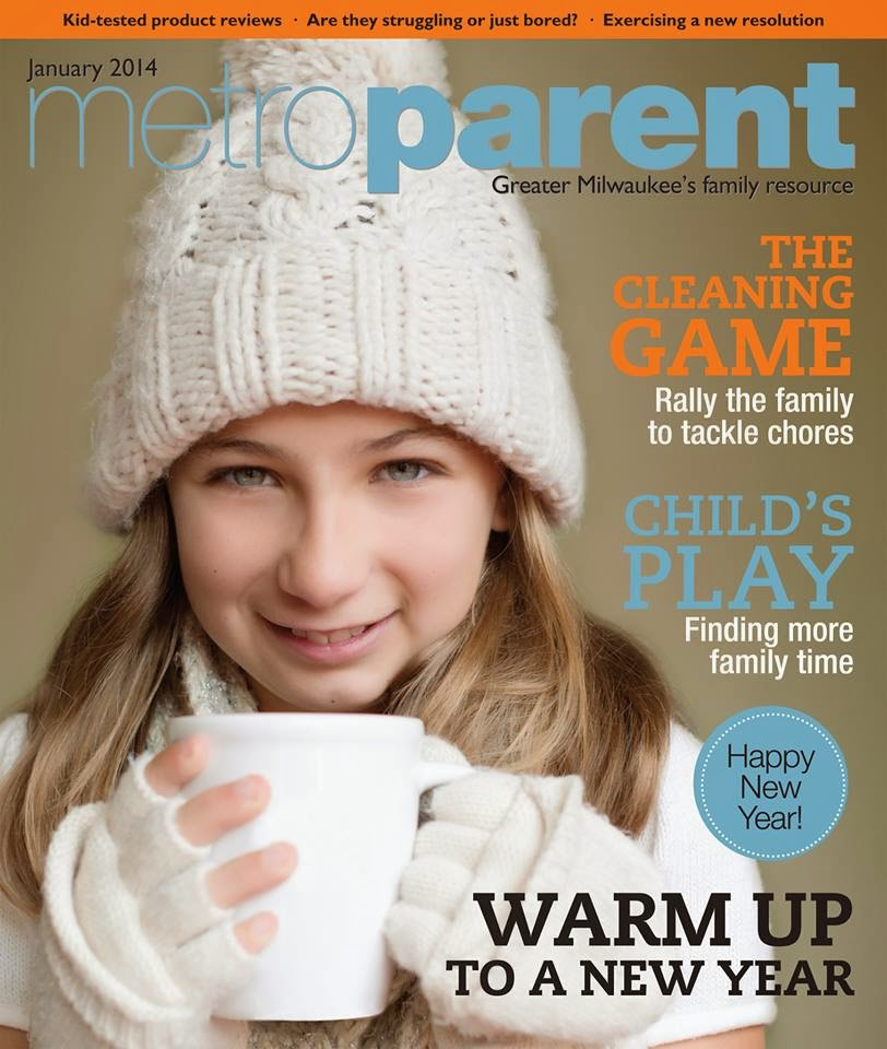 I Blog for MetroParent MKE