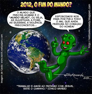 2012 o fim do mundo