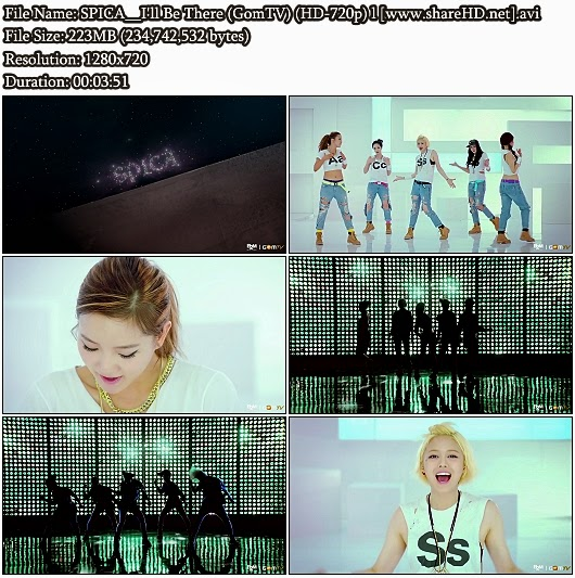 Download MV SPICA - I'll Be There (GomTV HD 720p)