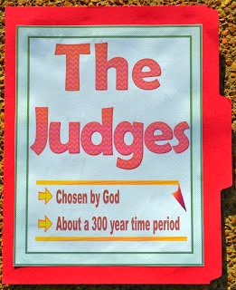 http://kidsbibledebjackson.blogspot.com/2013/11/the-old-testament-judges-bulletin-board.html