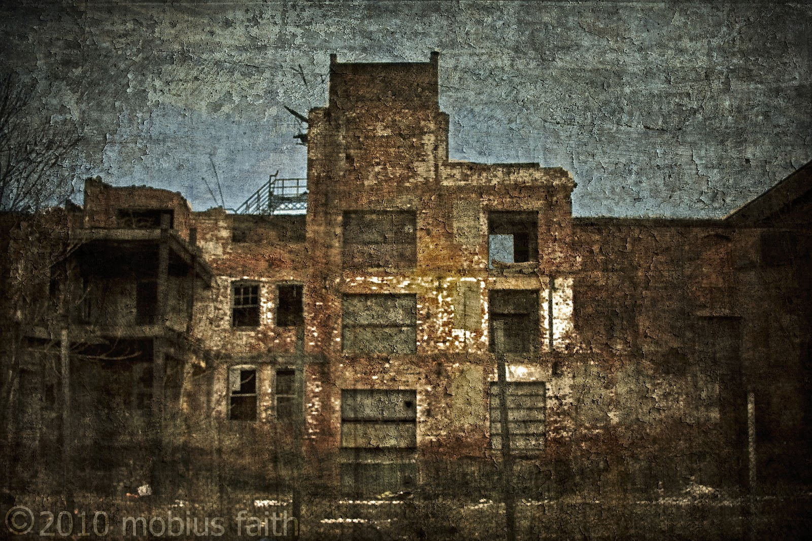 industrial wallpaper decay - photo #38